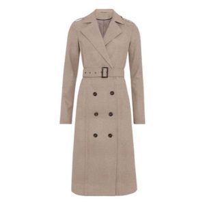 Long Tall Sally Double Breasted Coat Size 18 NWT